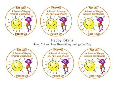 Happy Tokens, Happiness Dialogue, Lee Pryke, I Am I Can.