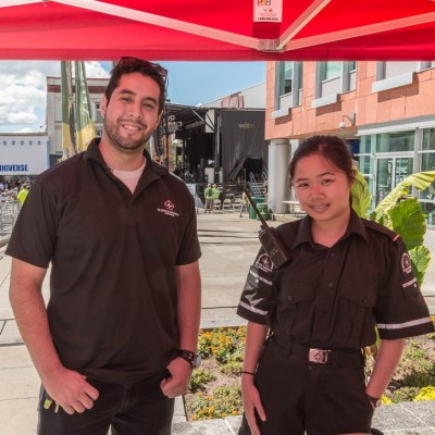 MFR First Aid Medical First Responder CPR St. John Ambulance Kitchener Waterloo events