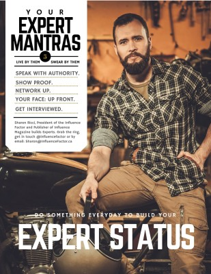 Expert Marketing Entrepreneur - 5 Mantras to live by