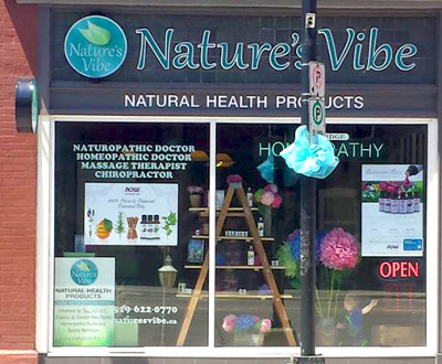 Nature's Vibe Natural Health Products