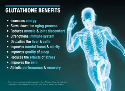 glutathione benefits, max international