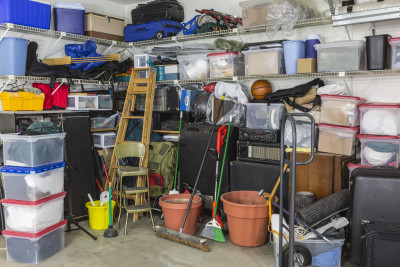 messy house, clutter, stress, mental health