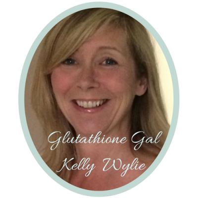 Kelly Wylie Glutathione Gal