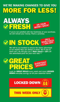 Food Basics Grocery Flyer