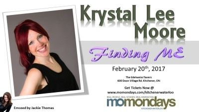 Momondays KW - Monday February 20, 2017