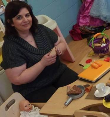 Lesley Cressman, Home Childcare