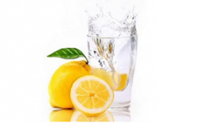 Distilled Water Lemon