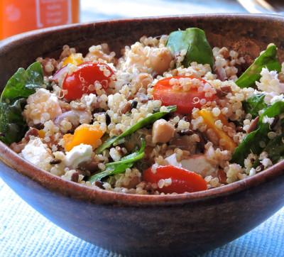Healthy, Quinoa
