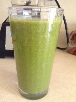 green smoothie vegetable smoothie healthy vegetables