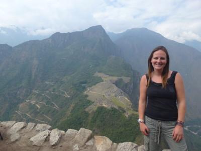 Huayna Picchu, Machu Picchu