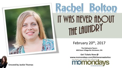 Momondays KW - Monday February 20, 2017