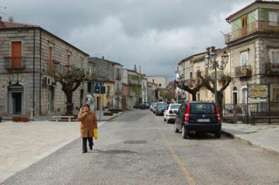 Roseto, valfortore, italiy