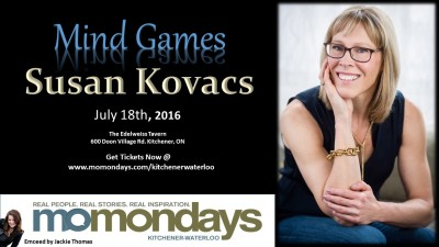 Join us July 18th.  momondays.com/kitchenerwaterloo
