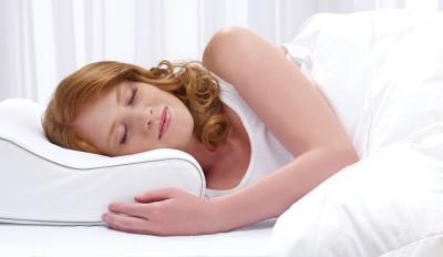 side sleeping pillow, pillow, support