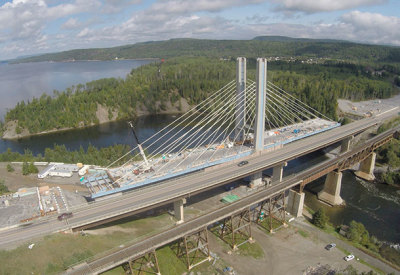 The Bridge That Connected Canada