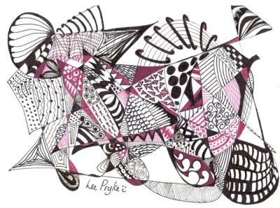 free form, doodle, art