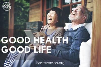 Walking, health, Lisa Stevenson