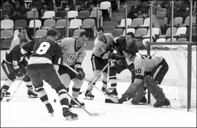 Early Minnesota North Stars