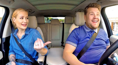 Carpool Karoke: Iggy Azalea with James Corden
