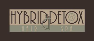 hybrid, detox, hair, spa