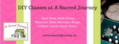 A Sacred Journey, Doulas, Kitchener, Ontario, Classes, DoTERRA, DIY