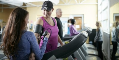 fitness, cancer rehab, fit program
