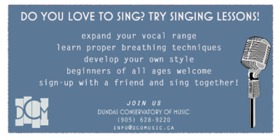 sing, lessons, music, dundas