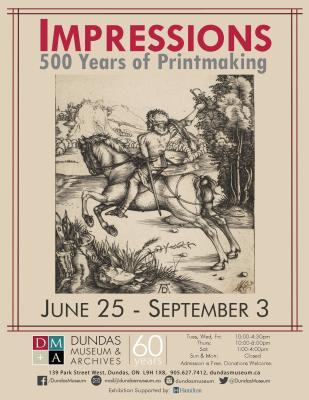 Exhibition; Art; Museum; Dundas