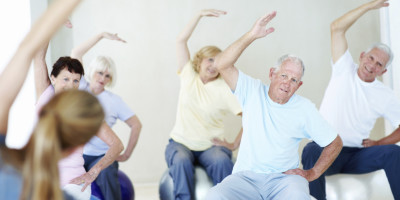 KYnamics, Exercise, Senior Fitness,