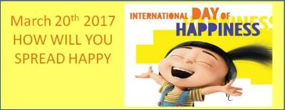 International Day of Happiness, Happiness Dialogue, Lee Pryke
