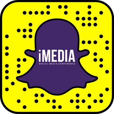 IMEDIA SOCIAL MEDIA CONFERENCE 2017 snap chat