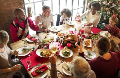relationships, gift giving, Christmas spirit, holiday health