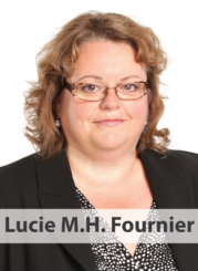Lucie Fournier, founder, Fournier Coaching