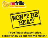 find a cheaper price we will match it