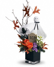 This Halloween, Let's Share Some Fall Flowers!