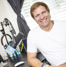keynote JB Glossinger, Founder of MorningCoach.com