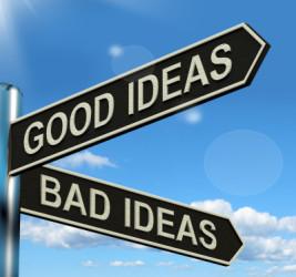 good, idea, ideas, business, decision, decisions