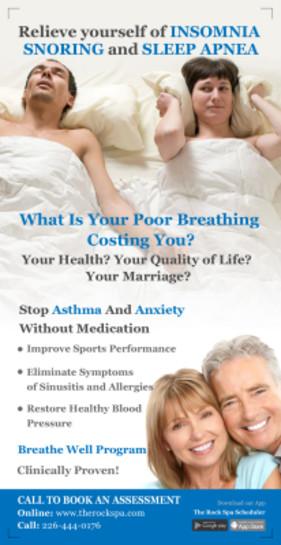 Breathing Well Program with Buteyko Method