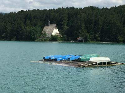 see, munich, lake, views