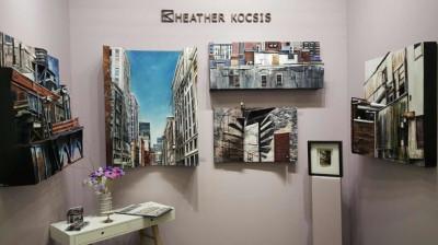 Heather Kocsis, Architectural Digest Design Show 2017