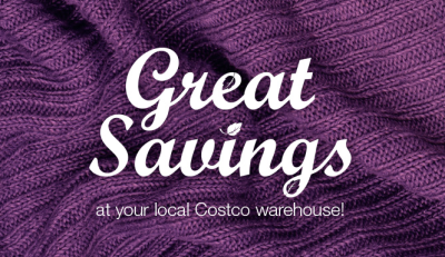 great savings at your local costco warehouse