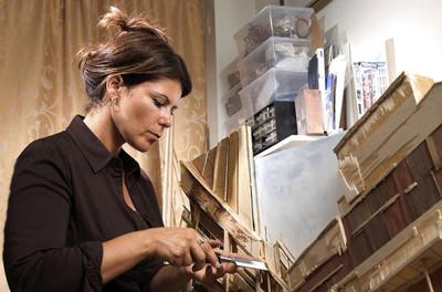 Make Something Great, Heather Kocsis, 3D Wood Sculpture, Art, 3 D Wood Architecture