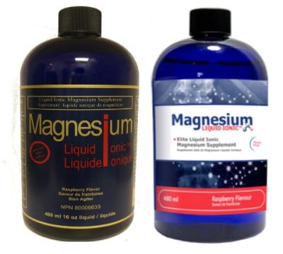 Magnesium, Ionic Magnesium