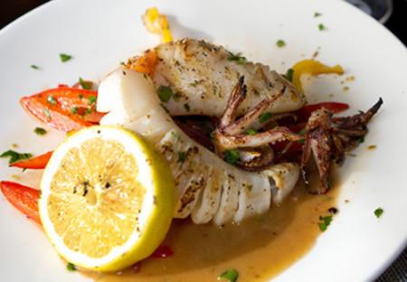 calamari, fraticellis, burlington
