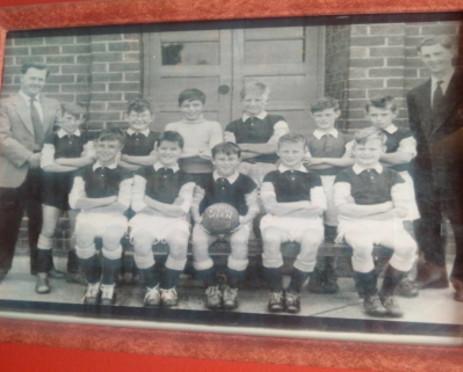 Tony Lea Wales School