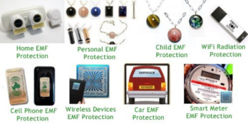 EMF, Protection, Devices