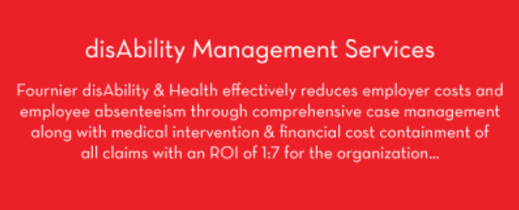 disAbility, disAbility Management, health