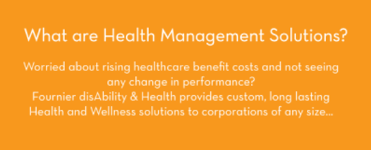 health management solutions, disability mangement, occupational health