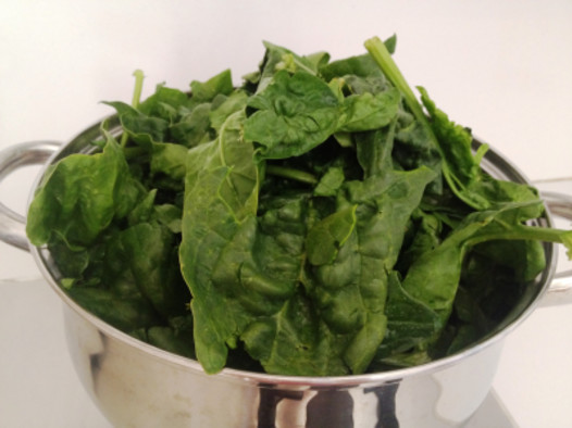 spinach high in iron foods high in iron
