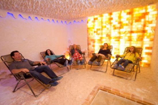 The Rock Spa, Salt Room